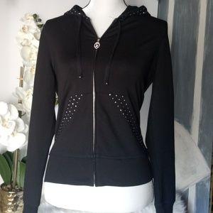 Sweaters - CHRISTINE ALEXANDER Hooded Sweatshirt